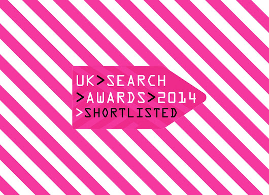 Creare at the Search Awards 2014