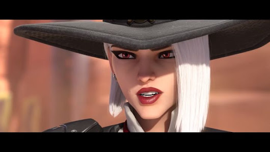 Overwatch's animated short 'Reunion' showcases newcomer Ashe