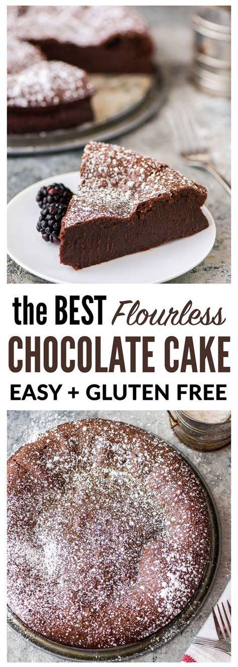 25  best ideas about Gluten Free Desserts on Pinterest