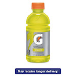 Gatorade G-Series Perform 02 Thirst Quencher, Lemon-Lime, 12 oz Bottle