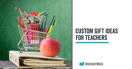 Forget Gift Cards: Customized Thank You Gift Ideas for Teachers!