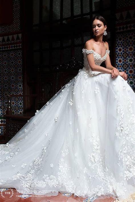 Oksana Mukha 2019 Spring Bridal Collection   The FashionBrides
