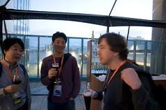 JCP Party, JavaOne 2009 San Francisco