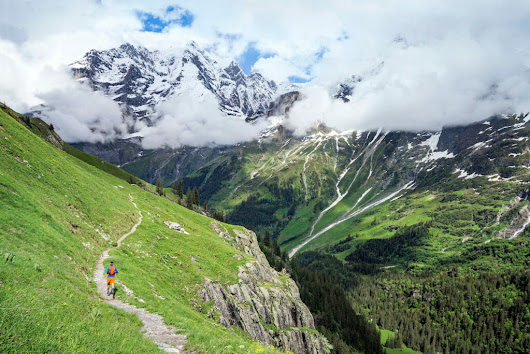Running Wild in the Swiss Alps | Run the Alps