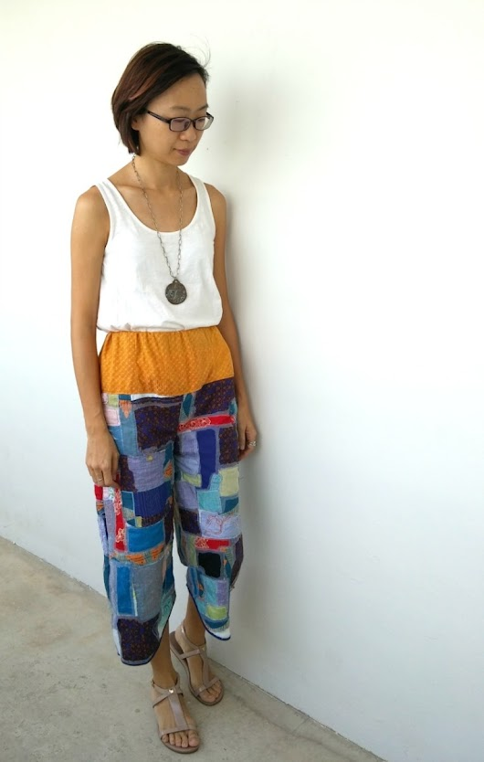 Agy's Awesome#Upcycled Trousers