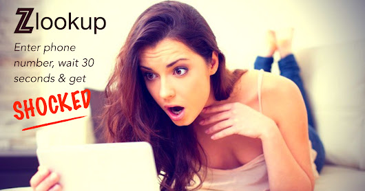 Free Phone Lookup | Get Full Name Instantly | ZLOOKUP