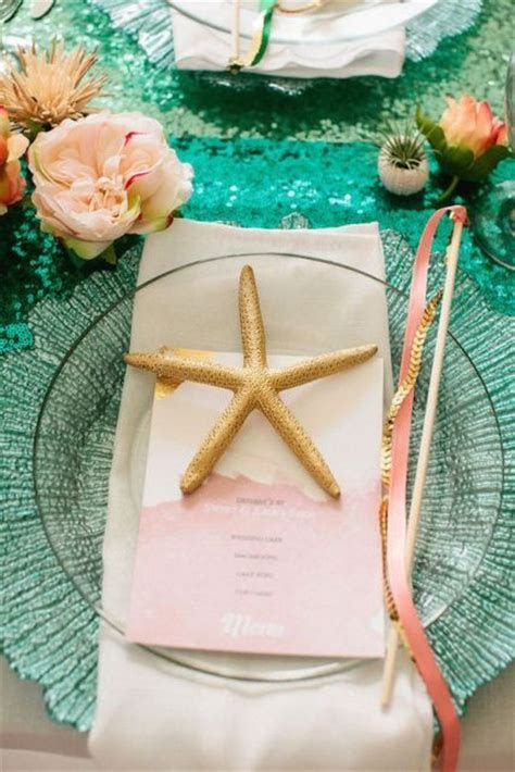 24 Mermaid Bridal Shower Ideas For Fairytale Lovers