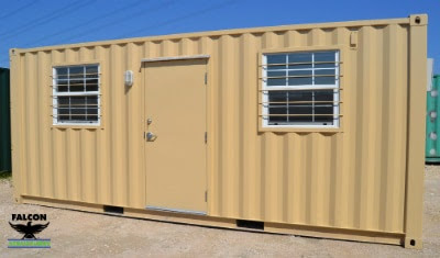 5 Ways the Construction Industry Uses Shipping Containers