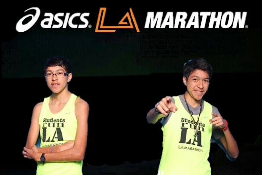Click here to support LA Marathon 2016 by Edgar Israel Santos