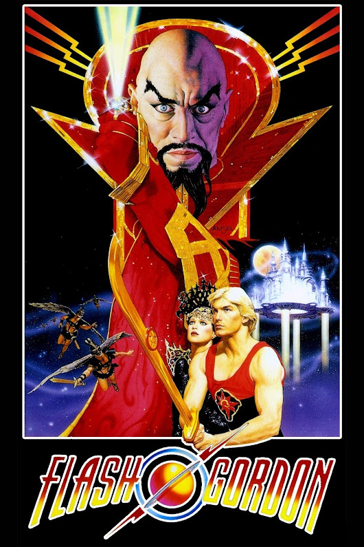 200 Items Or Less: Flash Gordon (1980)