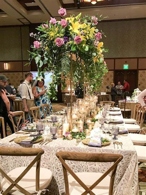 Recap of Disney's Grand Californian Hotel Wedding Showcase