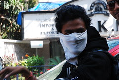 The Male Niqab by firoze shakir photographerno1