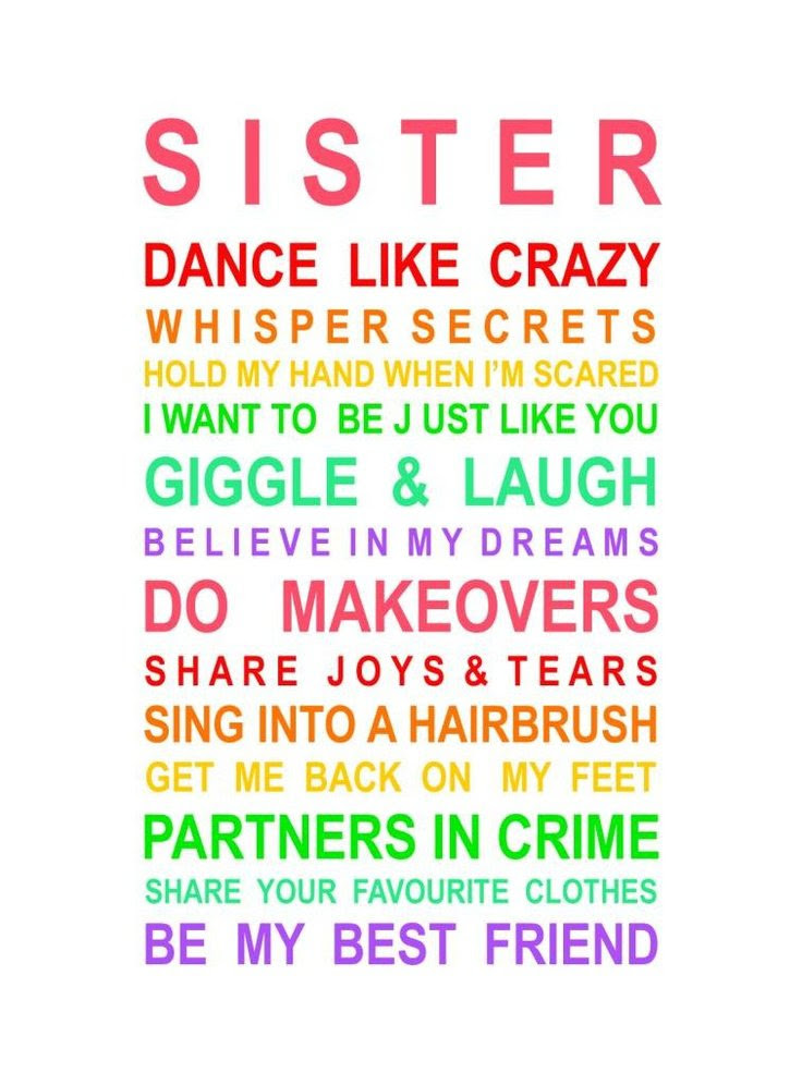 Quotes About Sister Friend 55 Quotes