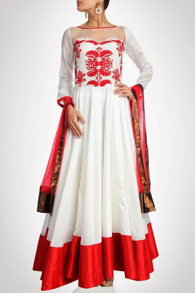 Anarkali-Ankle-Length-New-Fashion-Frock-Suits-by-Designer-Charu-Parashar's-Girls-Outfits-3