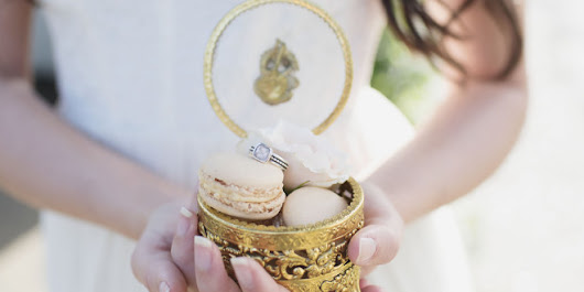 Gorgeous pictures all the way from Portland { Wedding Inspiration}