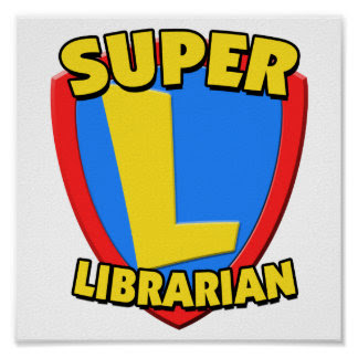 image from http://www.zazzle.com.au/librarian+posters