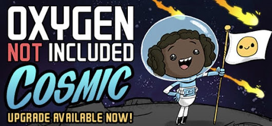 Oxygen Not Included gets a Cosmic Upgrade - Linux Game Consortium