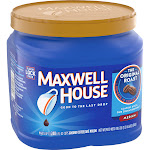 Maxwell House - Ground coffee - 30.6 oz - arabica