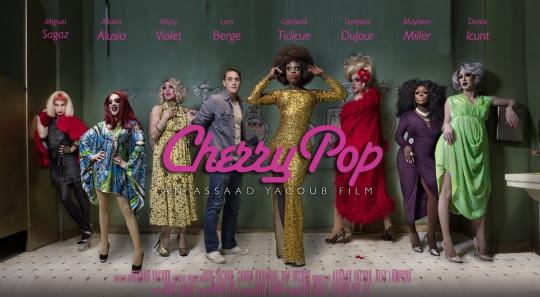 CHERRY POP: gros plan sur la comédie avec Bob the Drag Queen et Detox