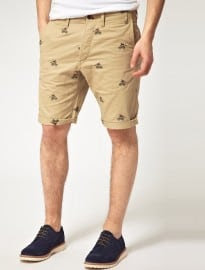 Paul Smith Jeans Cyclist Chinos Short
