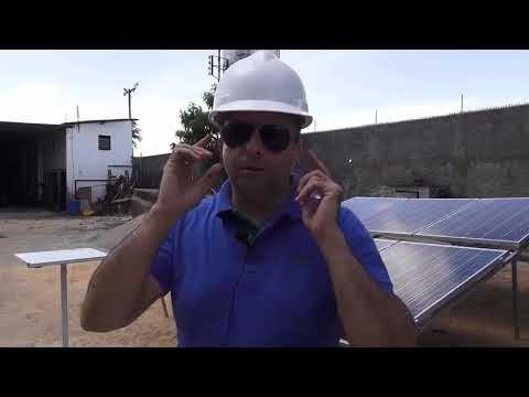 CURSO ENERGIA SOLAR CONHECENDO AS FERRAMENTAS DE INSTALAÇÃO DE UM SISTEMA DE ENERGIA SOLAR