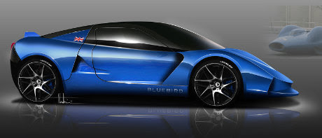 88 Gambar Mobil Sport Warna Biru Gratis Terbaik