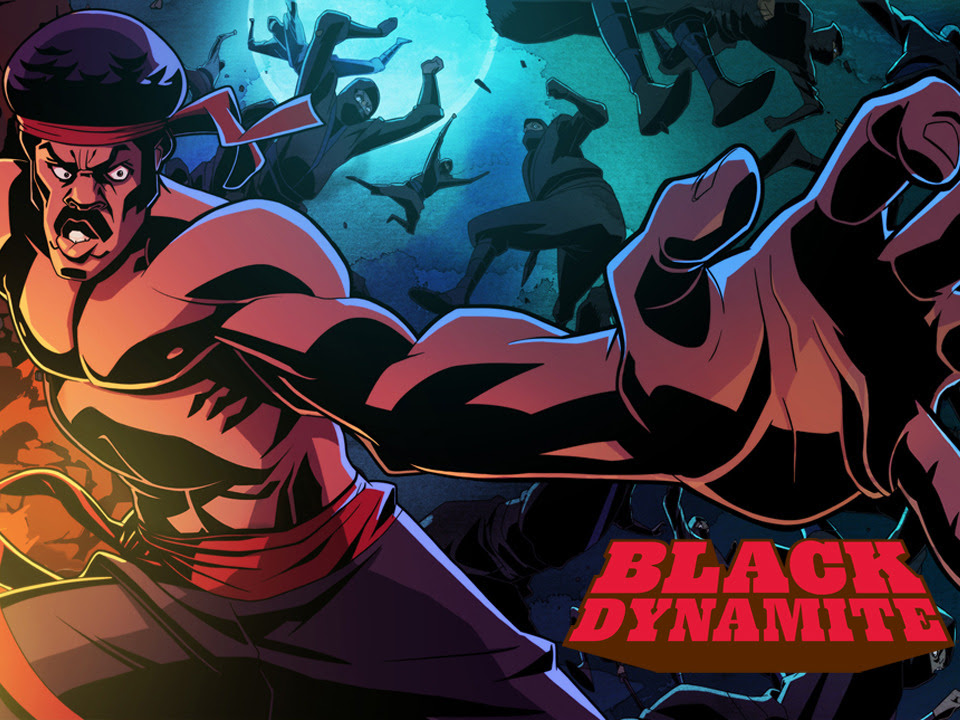 Black Dynamite: The Animated Series premieres July 15th on Adult Swim