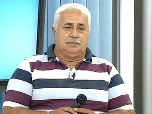 Cantor Abilio Farias (Foto: Reprodução/TVAM)