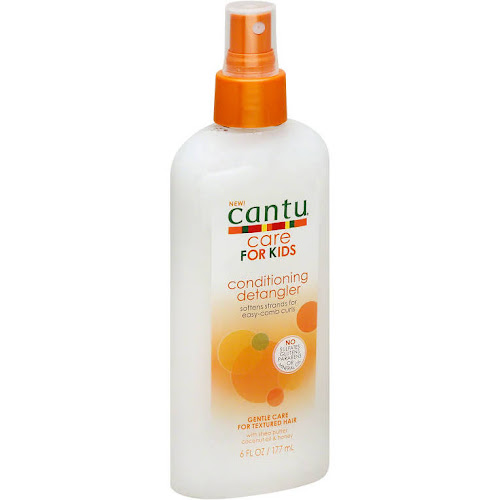 Cantu Care for Kids Detangler, Conditioning, for Textured Hair - 6 fl oz