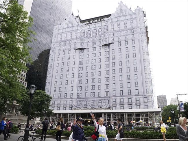 The Plaza Hotel, nyc