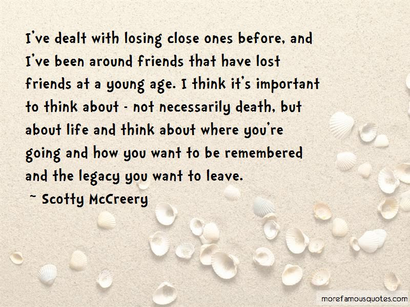 Quotes About Lost Friends Death Top 14 Lost Friends Death Quotes