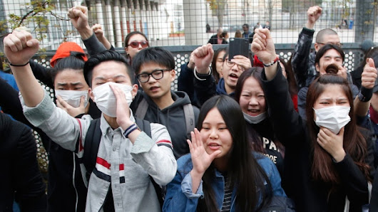 Paris clashes over police killing of Chinese man; 3 injured