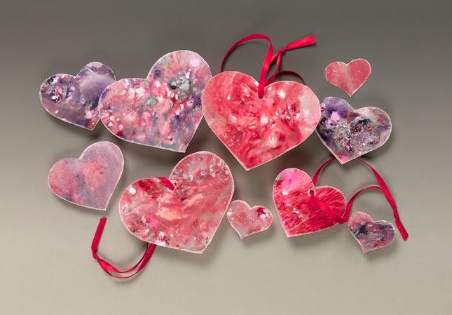 Download Heart Suncatchers Craft | crayola.com