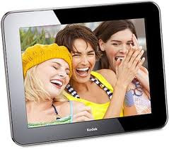 Kodak Pulse A Social Photo Frame Blue Gurus