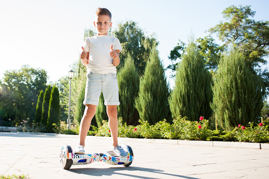 Best Hoverboard for Kids - Ultimate Electric Scooter Guide for Parents
