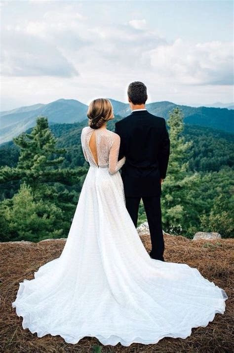 More Gorgeous Mountain View Venue Inspiration