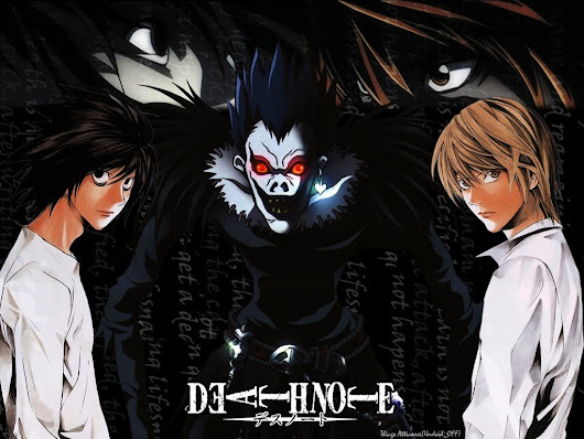 Death Note - My Japanese Wife