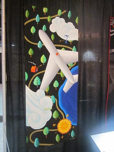 """Fear of Flying"" by Judy Coates Perez of Sacramento, CA"