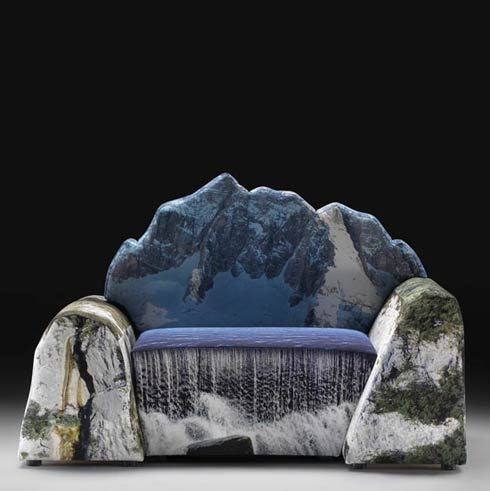 mountain couch