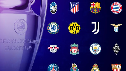 Daftar Klub yang Lolos ke 16 Besar Liga Champions 2020-2021 :  Bola