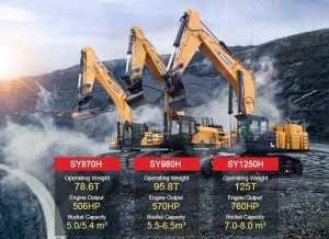 SANY Luncurkan Product Baru: Ultra-large Excavator oleh - asphaltfinishervolvo.xyz