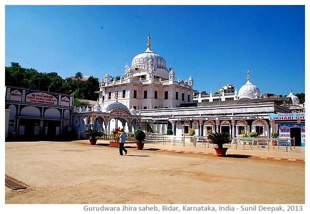 Nanak Jhira Saheb, Bidar, Karnataka, India - images by Sunil Deepak