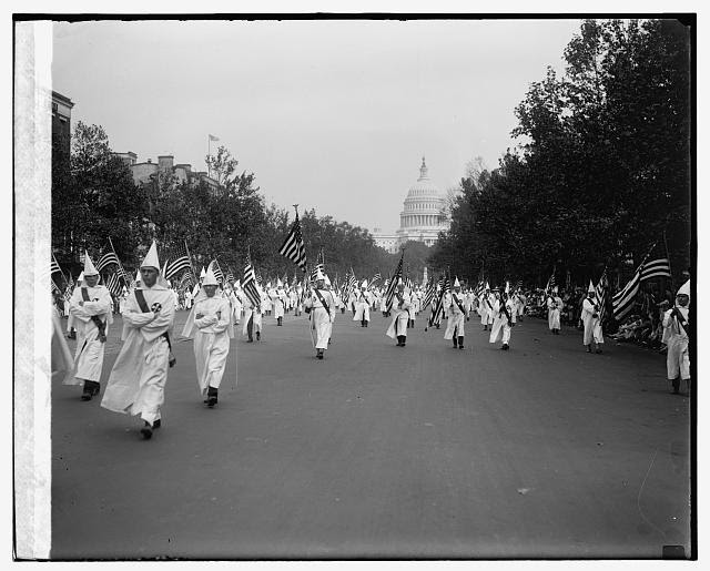 klan Democrats History of Racism