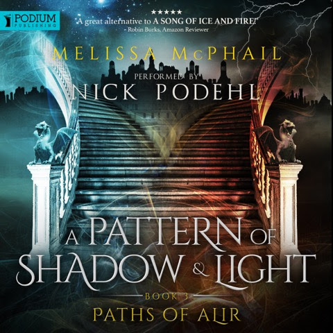 Paths of Alir on Audible October 18th! | Official Author Website of Melissa McPhail