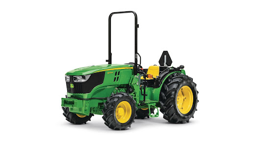 Maintaining Orchards and Vineyards with the John Deere 5075GL