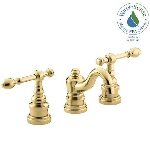 Google Express - KOHLER IV Georges Brass 8 in. Widespread 2-Handle ...