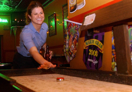 Care and Maintenance of Your Shuffleboard