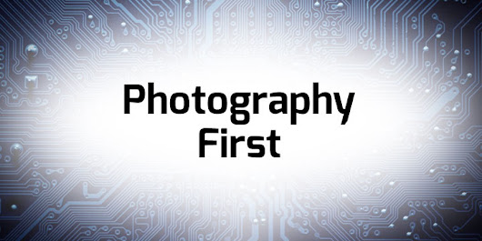 Photography First - Unlimited Web Hosting Blog