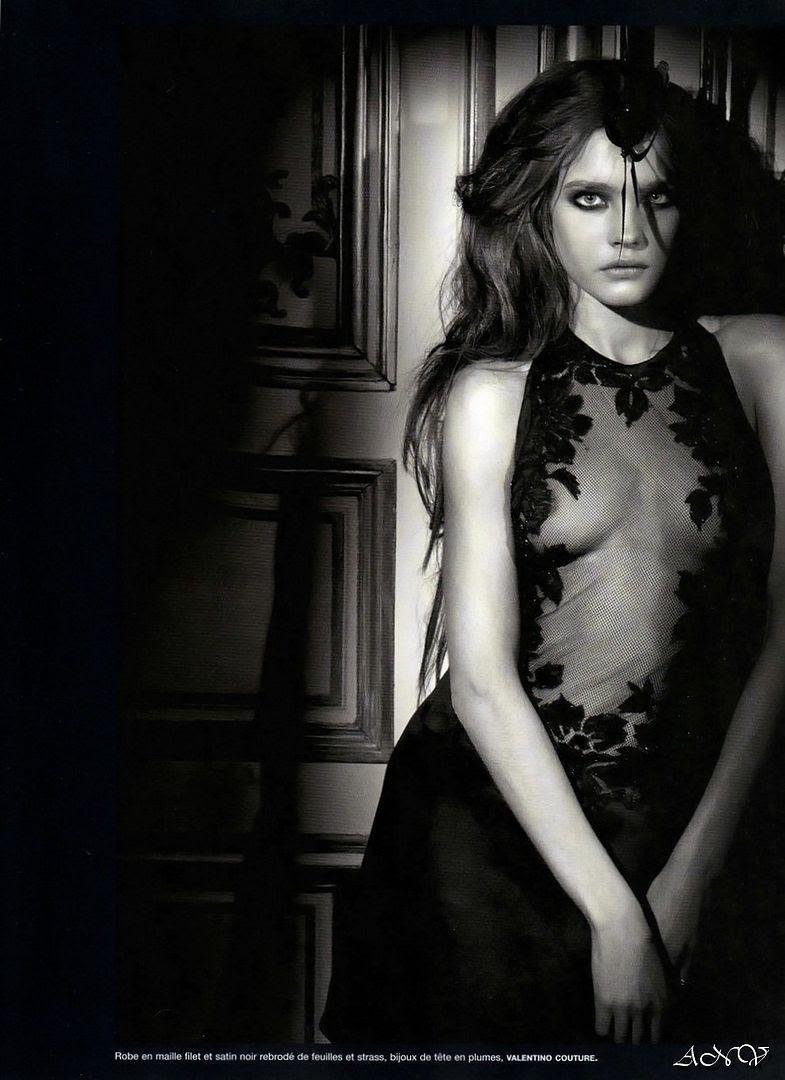 Natalia Vodianova 2003 Numero March 2003