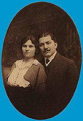 Grammy and Papa Joe circa 1916